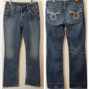 Silver jeans Julia style 27